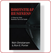 Bootstrap Business reading book